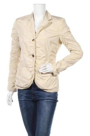 Дамско сако Rene Lezard, Размер M, Цвят Екрю, Полиестер, Цена 7,35лв.