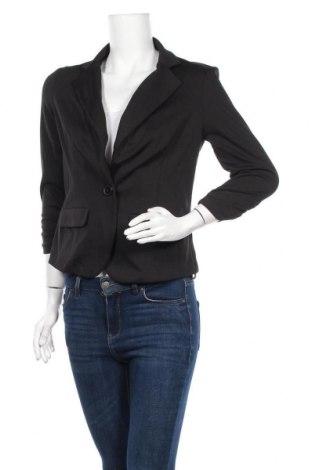 Дамско сако Soho, Размер M, Цвят Черен, 69% полиестер, 23% вискоза, 8% еластан, Цена 5,78лв.