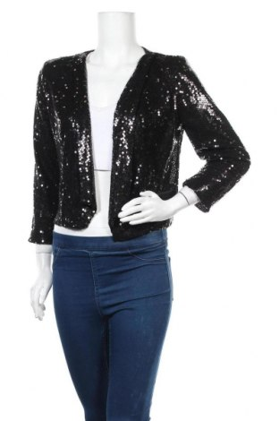 Γυναικείο σακάκι Style & Co, Μέγεθος M, Χρώμα Μαύρο, Πολυεστέρας, Τιμή 10,13€