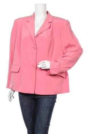 Γυναικείο σακάκι Style & Co, Μέγεθος XL, Χρώμα Ρόζ , Μετάξι, Τιμή 36,40€