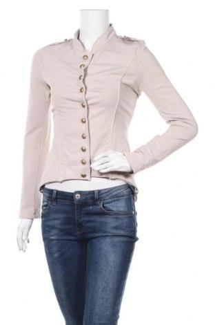 Γυναικείο σακάκι Susy Mix, Μέγεθος S, Χρώμα Γκρί, 95% βαμβάκι, 5% ελαστάνη, Τιμή 5,46€