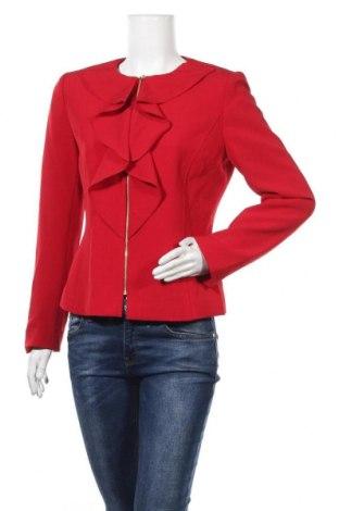 Γυναικείο σακάκι Tahari By Arthur S. Levine, Μέγεθος S, Χρώμα Κόκκινο, 96% πολυεστέρας, 4% ελαστάνη, Τιμή 11,95€