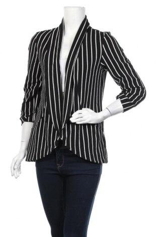 Дамско сако Uk 2 La, Размер L, Цвят Черен, 95% полиестер, 5% еластан, Цена 10,92лв.