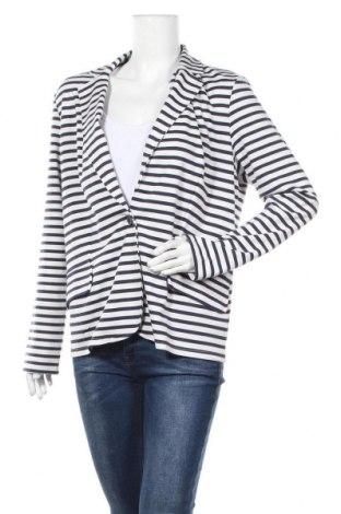 Γυναικείο σακάκι Up 2 Fashion, Μέγεθος L, Χρώμα Μπλέ, 67% πολυεστέρας, 30% βισκόζη, 3% ελαστάνη, Τιμή 6,14€