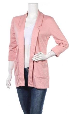 Γυναικείο σακάκι Up 2 Fashion, Μέγεθος S, Χρώμα Ρόζ , 67% πολυεστέρας, 30% βισκόζη, 3% ελαστάνη, Τιμή 14,86€