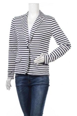 Γυναικείο σακάκι Up 2 Fashion, Μέγεθος S, Χρώμα Λευκό, 67% πολυεστέρας, 30% βισκόζη, 3% ελαστάνη, Τιμή 14,29€