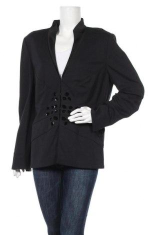 Γυναικείο σακάκι Vera Mont, Μέγεθος XL, Χρώμα Μπλέ, Τιμή 43,25€