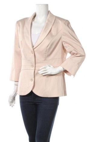 Γυναικείο σακάκι Vera Mont, Μέγεθος XL, Χρώμα Ρόζ , 58% πολυεστέρας, 39% βαμβάκι, 3% ελαστάνη, Τιμή 19,41€