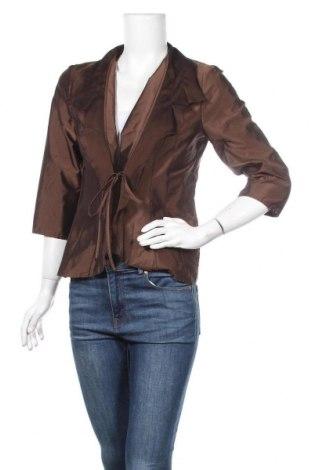 Γυναικείο σακάκι Vera Mont, Μέγεθος M, Χρώμα Καφέ, Πολυεστέρας, Τιμή 27,28€
