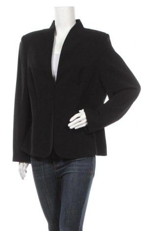 Γυναικείο σακάκι Vera Mont, Μέγεθος XL, Χρώμα Μαύρο, Πολυεστέρας, Τιμή 45,59€