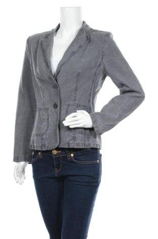 Γυναικείο σακάκι Vittoria Verani, Μέγεθος M, Χρώμα Γκρί, Τιμή 3,91€