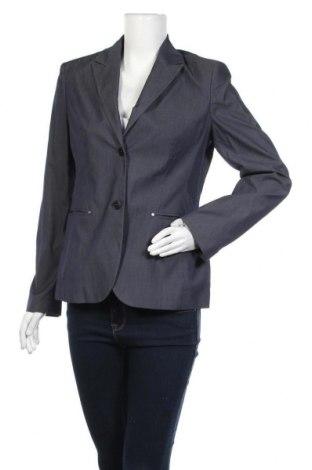 Γυναικείο σακάκι Viventy by Bernd Berger, Μέγεθος S, Χρώμα Μπλέ, 69% βαμβάκι, 27% πολυαμίδη, 4% ελαστάνη, Τιμή 3,39€