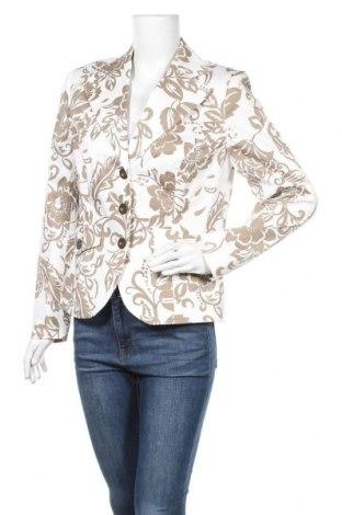 Γυναικείο σακάκι Women's Selection, Μέγεθος M, Χρώμα Λευκό, 97% βαμβάκι, 3% ελαστάνη, Τιμή 11,82€