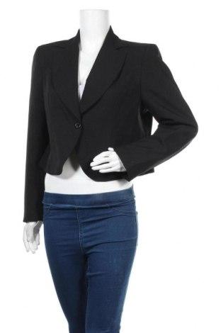 Дамско сако Woodpecker, Размер L, Цвят Черен, Полиестер, Цена 6,83лв.