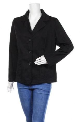 Дамско сако Woodpecker, Размер XL, Цвят Черен, Памук, Цена 7,35лв.