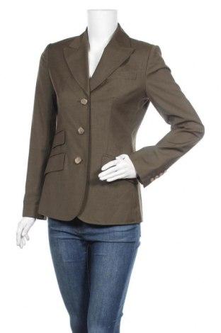 Γυναικείο σακάκι Yorn, Μέγεθος S, Χρώμα Πράσινο, 80% πολυεστέρας, 10% βισκόζη, 10% μαλλί, Τιμή 9,29€