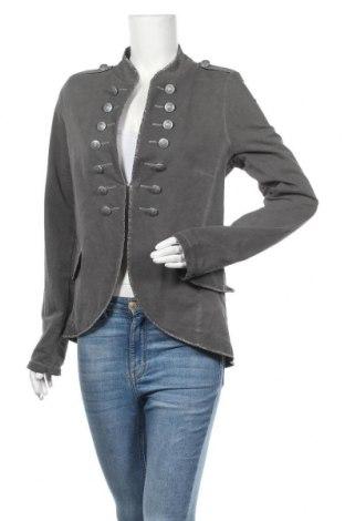 Дамско сако Zabaione, Размер L, Цвят Сив, Цена 19,32лв.