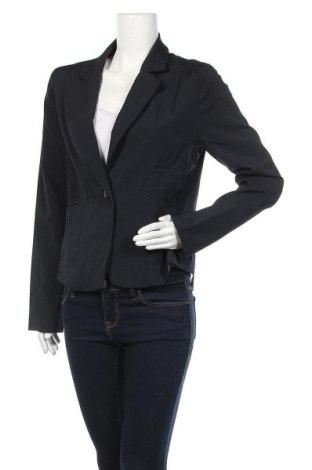 Дамско сако Zenana Outfitters, Размер L, Цвят Син, 97% полиестер, 3% еластан, Цена 7,09лв.