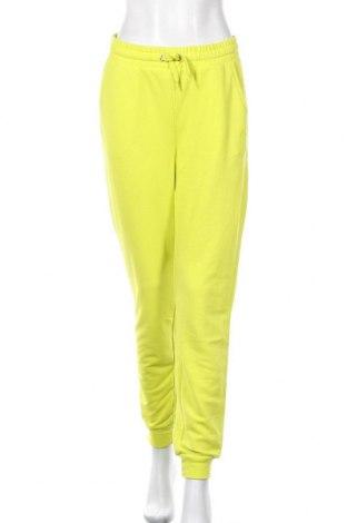 Γυναικείο αθλητικό παντελόνι Only Play, Μέγεθος M, Χρώμα Πράσινο, 65% πολυεστέρας, 35% βαμβάκι, Τιμή 15,54€