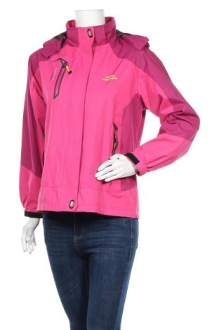 Дамско спортно яке, Размер L, Цвят Розов, Цена 17,33лв.