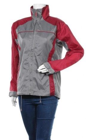 Дамско спортно яке, Размер M, Цвят Сив, Полиамид, Цена 11,81лв.