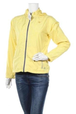 Дамско спортно яке, Размер S, Цвят Жълт, Цена 15,12лв.