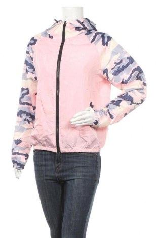 Дамско спортно яке, Размер M, Цвят Розов, Цена 34,65лв.