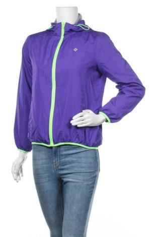 Дамско спортно яке, Размер M, Цвят Лилав, Цена 35,91лв.
