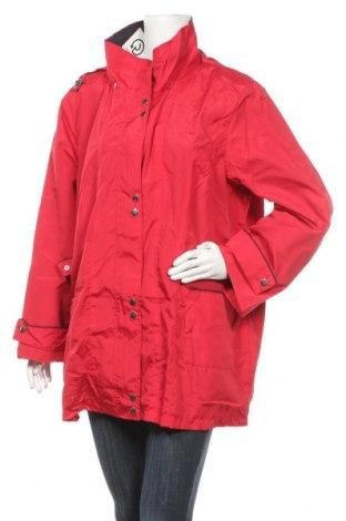 Dámská sportovní bunda , Velikost XL, Barva Červená, Polyester, Cena  262,00Kč