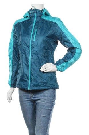 Дамско спортно яке Active&Co, Размер S, Цвят Син, Полиестер, Цена 19,95лв.