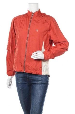 Дамско спортно яке Crane, Размер S, Цвят Оранжев, Полиестер, Цена 11,03лв.