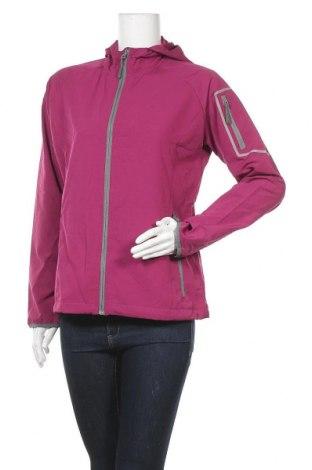 Дамско спортно яке Crivit, Размер M, Цвят Розов, Цена 16,07лв.