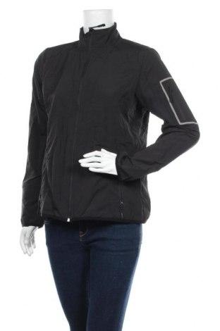 Дамско спортно яке Crivit, Размер M, Цвят Черен, Полиестер, Цена 10,76лв.
