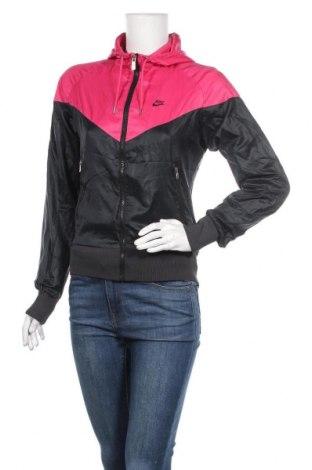 Дамско спортно яке Nike, Размер S, Цвят Розов, Полиестер, Цена 44,10лв.