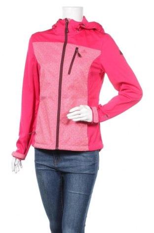 Дамско спортно яке Ock, Размер S, Цвят Розов, Полиестер, Цена 33,08лв.