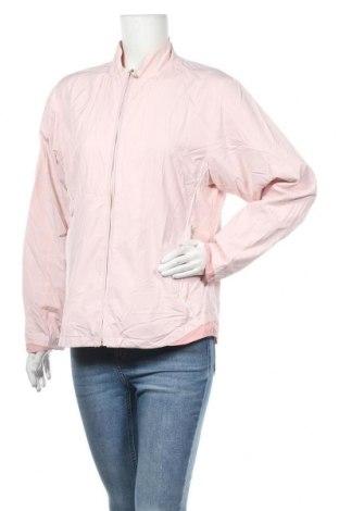 Дамско спортно яке Online, Размер L, Цвят Розов, Полиестер, Цена 9,64лв.