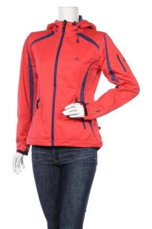 Дамско спортно яке Ock, Размер S, Цвят Оранжев, Полиестер, Цена 26,78лв.