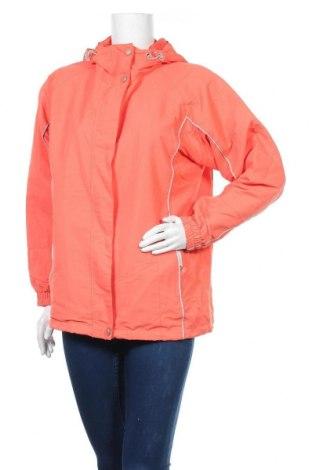 Дамско спортно яке Shamp, Размер S, Цвят Оранжев, Полиестер, Цена 9,45лв.