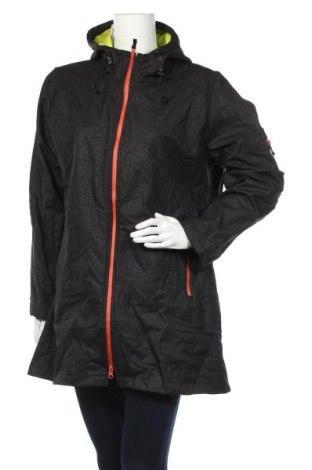 Γυναικείο μπουφάν αθλητικό Up 2 Fashion, Μέγεθος L, Χρώμα Μαύρο, 85% πολυεστέρας, 15% ελαστάνη, Τιμή 23,18€