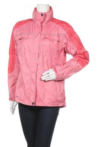 Дамско спортно яке Vittorio Rossi, Размер L, Цвят Розов, Полиамид, Цена 11,39лв.
