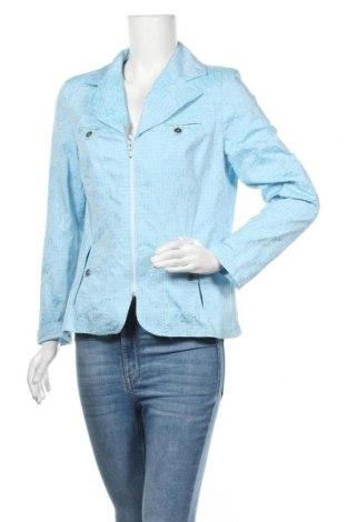 Дамско яке, Размер M, Цвят Син, Полиестер, Цена 7,35лв.