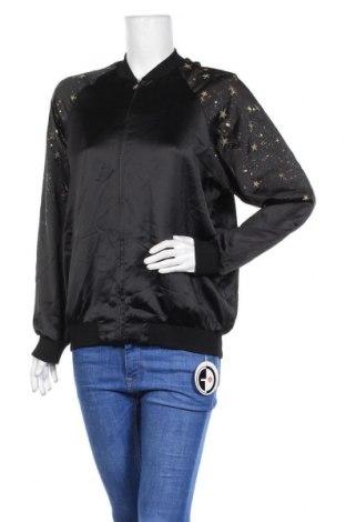 Дамско яке, Размер S, Цвят Черен, Памук, Цена 15,23лв.