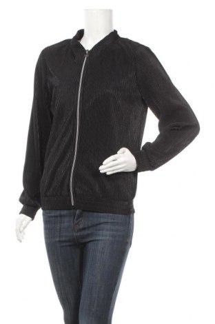 Дамско яке, Размер S, Цвят Черен, Полиестер, Цена 9,98лв.