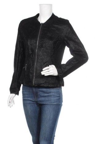 Дамско яке, Размер M, Цвят Черен, Цена 11,34лв.