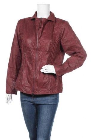 Дамско яке, Размер L, Цвят Червен, Полиестер, Цена 12,13лв.