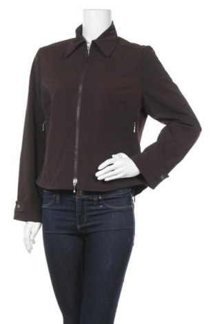 Дамско яке, Размер M, Цвят Кафяв, 95% полиестер, 5% еластан, Цена 11,76лв.