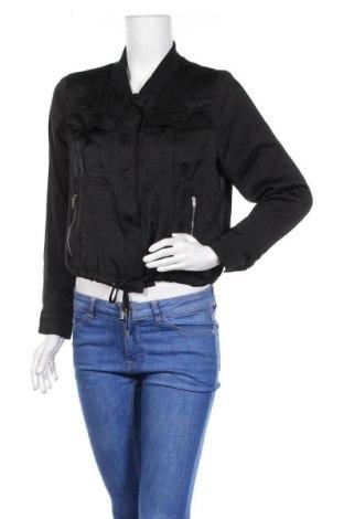 Дамско яке, Размер S, Цвят Черен, Цена 10,76лв.