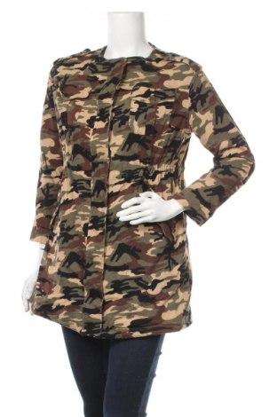 Дамско яке, Размер M, Цвят Многоцветен, 95% полиестер, 5% еластан, Цена 14,36лв.