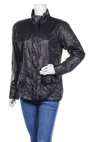Дамско яке, Размер L, Цвят Черен, Полиамид, Цена 8,40лв.