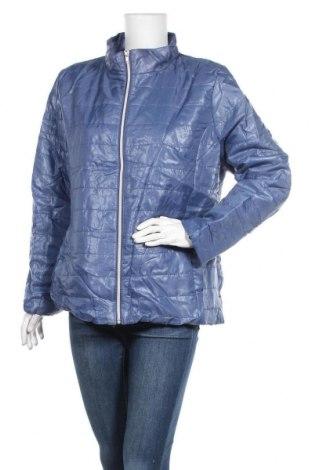 Дамско яке, Размер XL, Цвят Син, Цена 27,93лв.